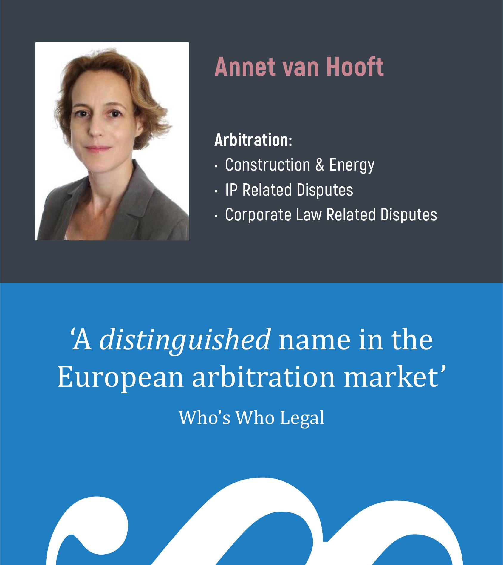 Annet van Hooft